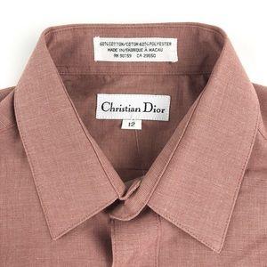 Christian Dior shirt for boys, size 12
